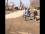 Казакша прикол, добрый инспектор ДПП)))