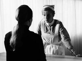 Персона / Persona (Ингмар Бергман) [1966 г., Драма, Швеция]