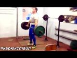 Ivan Kariuk Strong Man