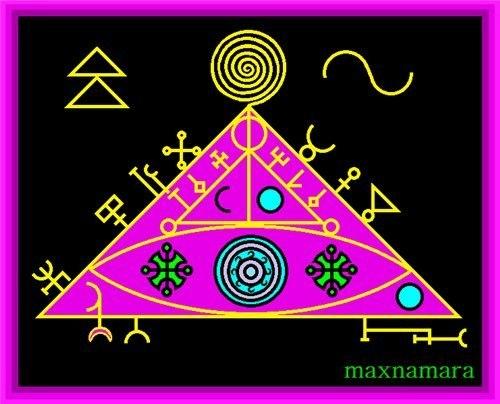 Став для Ясновидения, яснослышания, обращения к Богам на прямую, для получения Магической Силы. Автор: Maxnamara  QyRN3k_pOds