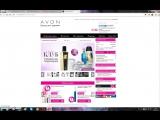 Как отправить заказ в Avon НОВОЕ