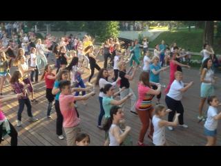 Летняя школа танцев Евгения Папунаишвили, 2 июля 2015.