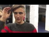 Видео привет от Серёжы Халус