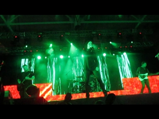 The Rasmus – First Day Of My Life (GreenFest Краснодар)