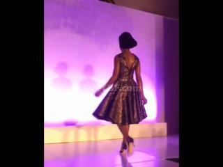 B.Michael Fashion Show: Brandy