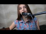 Niykee Heaton - Infinity (cover) (Александра Лазаренко ) Саша Кемпель (Sasha Kempel')