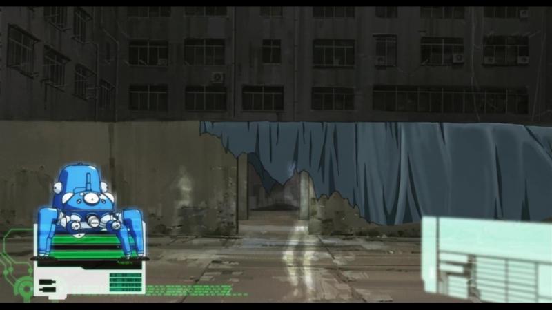 [ТВ-2]Ghost in the Shell: Stand Alone Complex / Призрак в доспехах: Синдром одиночки 25 серия