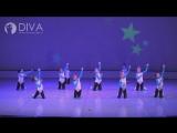 Детские танцы 6-8 лет от студии DIVA, хореограф Александра Захарова