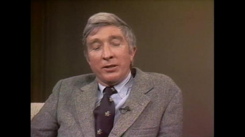 The Dick Cavett Show Oct 14 1981 Cavett talks to John Cheever and John Updike