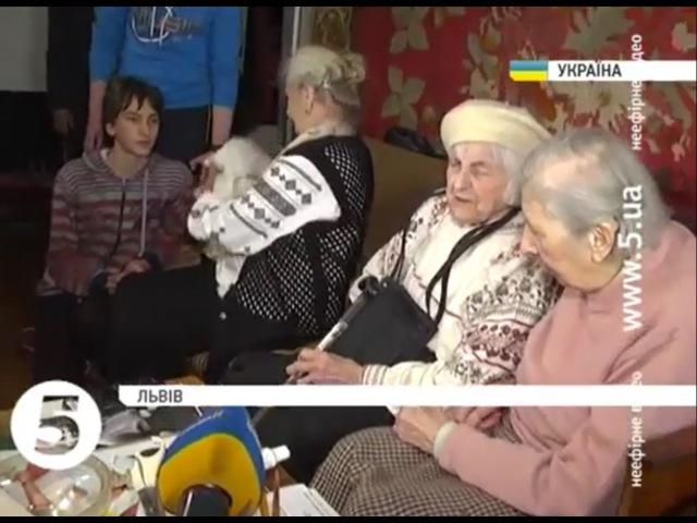 Розвінчання міфів Учнівське братство з Донбасу завітали до зв'язкових Шухевича