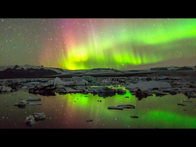 Stunning Time-Lapse Video: Elemental Iceland   National Geographic