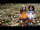 Одежда для кукол своими руками вяжем куклам