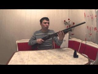 Помповое ружье Мосберг 500, 590, Маверик 88, Обзор и личное мнение!