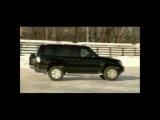 Мастерство вождения машины по льду