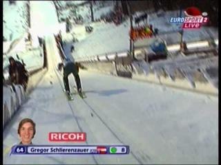 Gregor Schlierenzauer - 150.5m - Lillehammer 2009