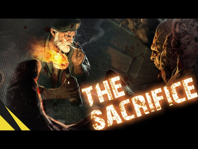 SFM Left 4 Dead The Sacrifice L4D Animation