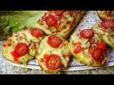 Ленивая пицца - видео рецепт от GermaCook