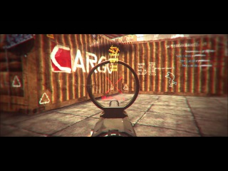 Warface:FRAGMOVIE_REMINGTON 870 RAS[SifonArts].