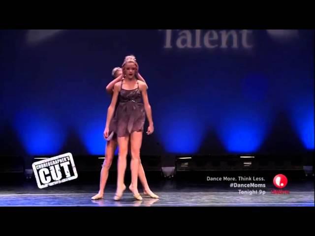 Wishbone - Chloe Lukasiak Paige Hyland - FULL Duet - Dance Moms Choreographers Cut