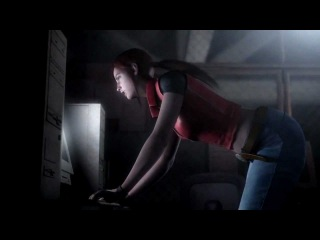 Claire Redfield Sexy Ass