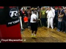 The Best Footwork in Boxing -- Training and Fight Footage