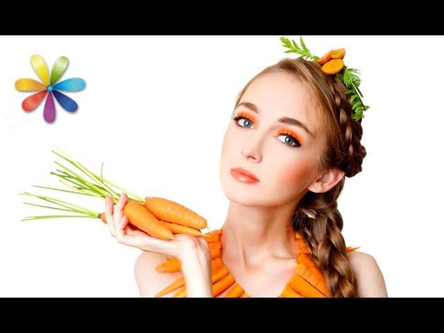 Морковная маска для бархатных рук – Все буде добре. Выпуск 701 от 09.11.15