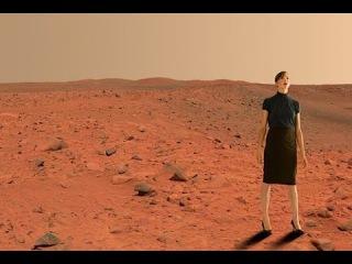 Марсианки гуляют по Красной планете безо всяких скафандров
