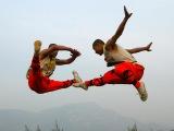 монахи ШАОЛИНЬ тренировки и техники | Тренировки монахов