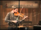 Alexi Kenney - A. Schnittke - A Paganini for solo violin