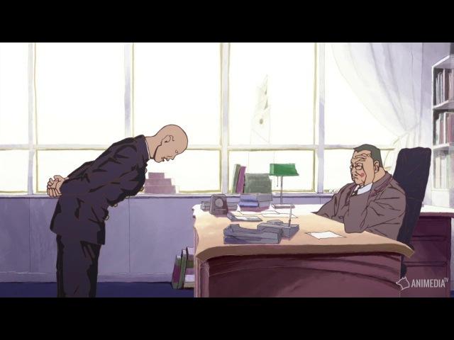 Пинг-Понг 3 серия [Озвучили Reewayvs и ReviKim] Ping Pong The Animation