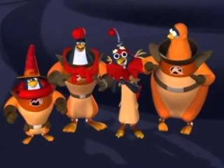 Сериал 3 2 1 Пингвины! 2 Серия. 3 2 1 Penguins!