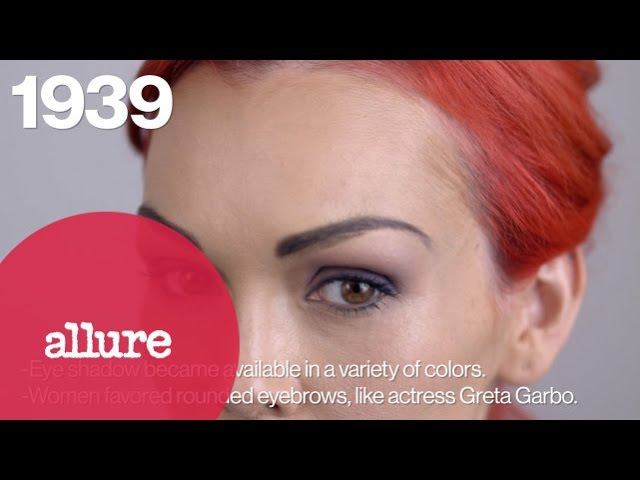 100 Years of Eye Makeup with Kandee Johnson Allure