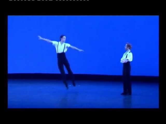 Les Lutins/ - Alina Cojocaru, Steven McRae and Sergei Polunin