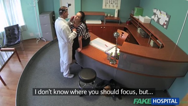 FakeHospital E154 Online Nata Doctor Empties His Sack To Ease Sexy Patients Pain In Her Back
