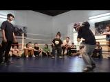Dedushka(win) vs. Tasha  Hip Hop 18