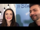 Sanremo 2016 BlueRoom con Francesca Michielin [7]