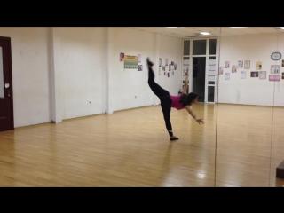 Полина Гагарина-кукушка . Танец (jazz modern)