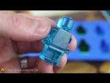 Как сделать мармеладки в форме LEGO