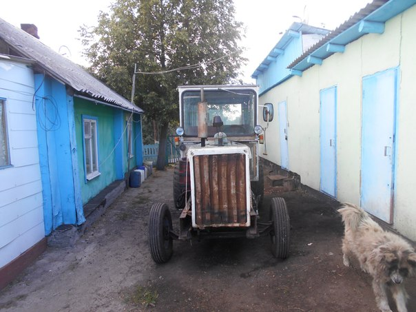 Сергей Грицай, Плотниково (деревня) - фото №1