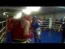 Глебов Артем, мужчины, 81 кг., 12 финала, тайский бокс, 13.02.2016