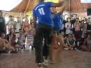 Gilson and Natasha Zouk Demo @ Bergs Congress 2011!Pure Love.(Arash)