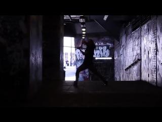 Хлоя Брюс - английская каратистка