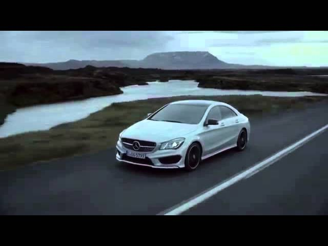 ' 2014 / 2015 Mercedes-Benz CLA 45 AMG PP ' Test Drive Review - TheGetawayer