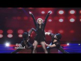 Rumer Willis - Cast Of Chicago Performs 'Me &amp My Baby' (Kelly &amp Michael)