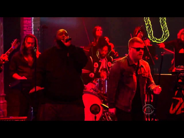 Run The Jewels TV On The Radio Angel Duster Live