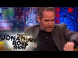Tom Hollander's Jellyfish Sting Provokes a Warm Response From Tom Hiddleston- The Jonathan Ross Show