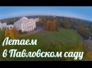 Прогулка по Павловскому парку