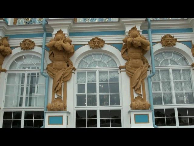 Peterhof i Carskie Sioło w HD
