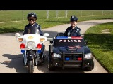 Sidewalk Cops 3 - The Litterer