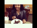 """China on Instagram: """"My dad introduced me to the Shoney's hot fudge cake😍😍😍 #tryatyourownrisk"""""""